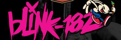 Logo Blink 182 => Lapin