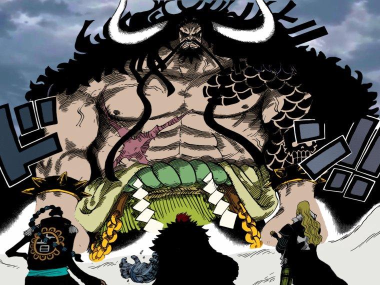 Kaido [Yonkou/empereur]