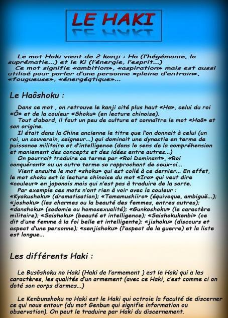 Le Haki