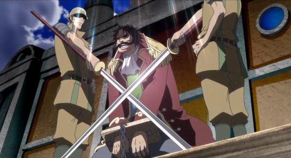 Pirates et Marines de légende