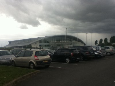 aeroport de caen-carpiquet