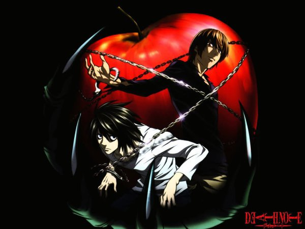 [ Manga/Anime ] Death Note.