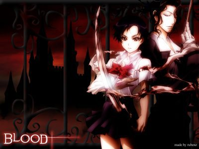 [ Anime ] Blood+