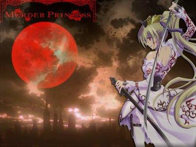 [ Anime ] Murder Princess.