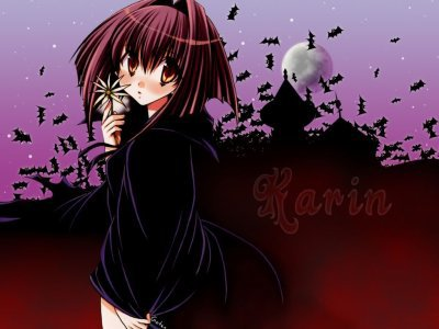[ Anime ] Karin.