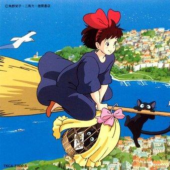 [ Anime ] Majo no Takkyūbin.