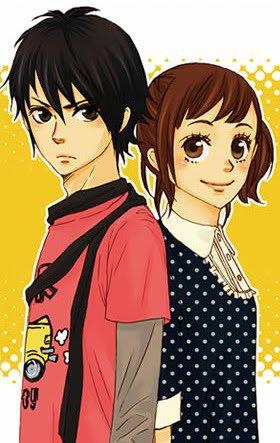 [ Manga ] Nanaco Robin.