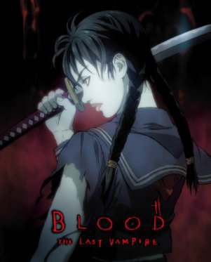 [ Anime ] Blood : The Last Vampire.