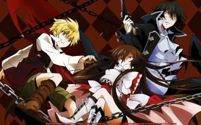 [ Anime ] Pandora Hearts.