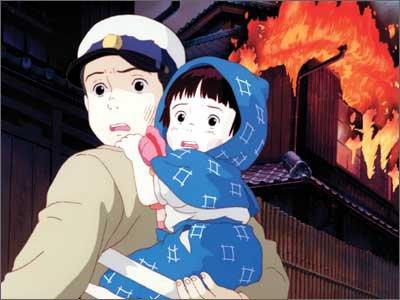 [ Anime ] Hotaru no Haka.