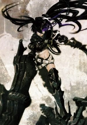 [ Anime ] Black★Rock Shooter.