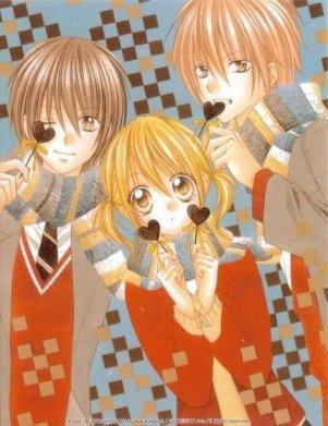 [ Manga ] Love Berrish.