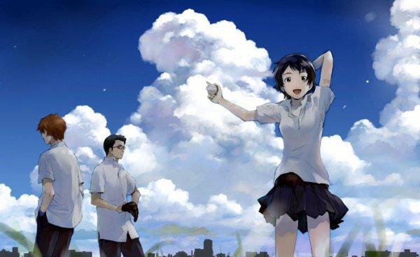 [ Anime ] Toki o Kakeru Shōjo.
