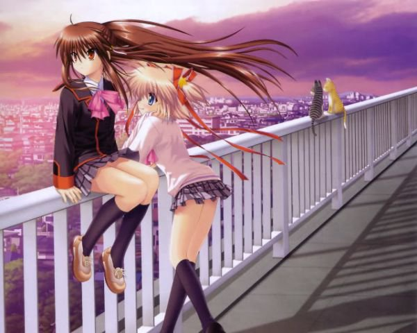 [ Anime ] Little Busters!