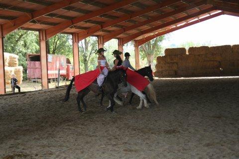la fête du cheval le 18 septembre 2011