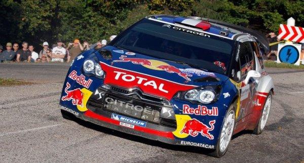 Rallyes WRC 2012