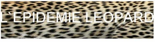 Le monde de l'imprimer leopaard