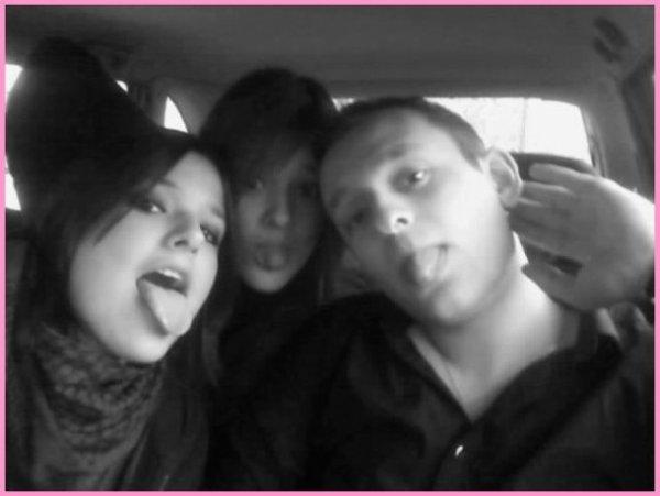 Priss, moi et Micka