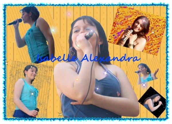 Quand je chante ..