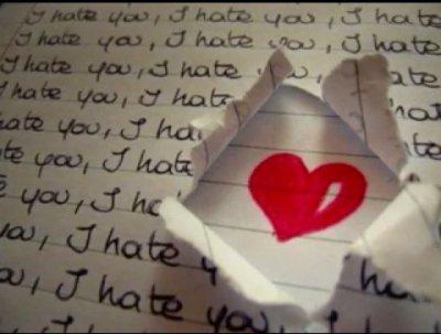 Aimer quelqu'un, c'est lui donner le pouvoir de vous détruire.