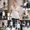 Miley et Liam faisant leurs courses