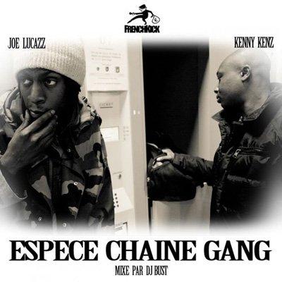 Espèce Chaîne Gang (Mixé Par D / Frayeur A La Douane (2011)