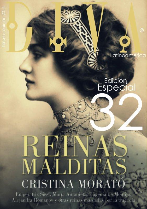 Periodista Andrea González-Villablanca entrevista a Cristina Morató sobre Reinas Malditas para DIVA Latinoamérica