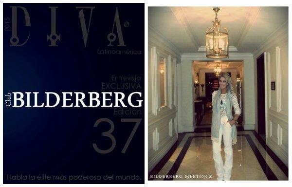 Andrea González-Villablanca, la única periodista en el mundo que ha entrevistado al poderoso Club Bilderberg