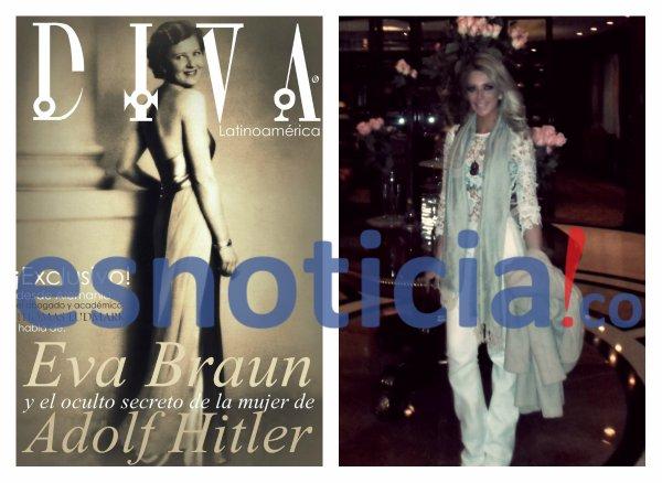 Investigación periodística de Andrea González-Villablanca sobre Eva Braun es material académico y un éxito en Europa
