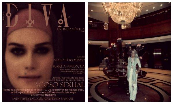 Periodista Andrea González-Villablanca publica edición sobre Acoso Sexual en los medios de comunicación