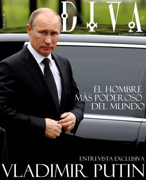 Andrea González-Villablanca, El peligroso poder de la periodista que entrevistó a los Bilderberg y a Vladimir Putin