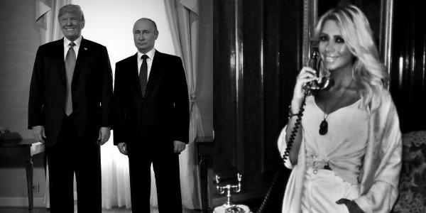 Periodista Andrea González-Villablanca, logra exitosos reportes tras Cumbre Trump-Putin