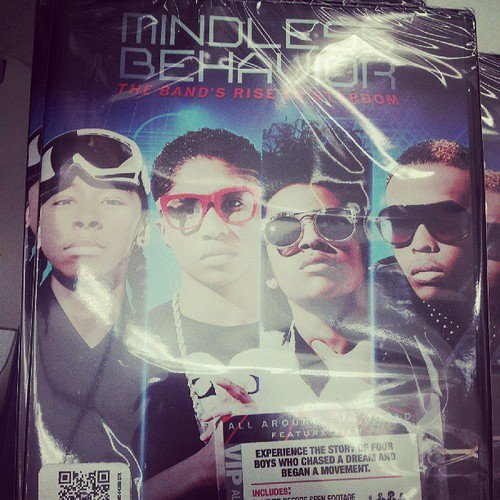 mindless behavior  news