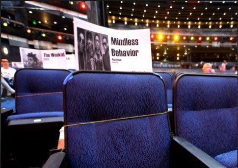 MINDLESS BEHAVIOR au bet award 2013