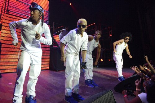 mindless behavior  performance  proffessionel