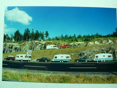 Caravane de caravanes