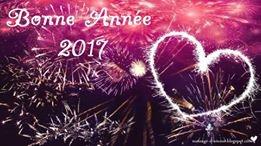 BONNE ANNEE A VOUS TOUS   SURTOUT LA SANTE GROS BISOU A VOUS ET A L ANNNEE PROCHAINE HIHIHIHI