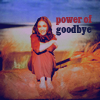 The Power Of Goodbye (demo)