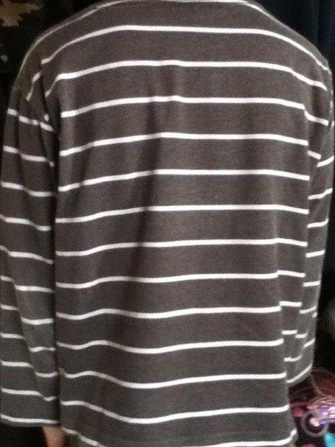 Tshirt manches longues.