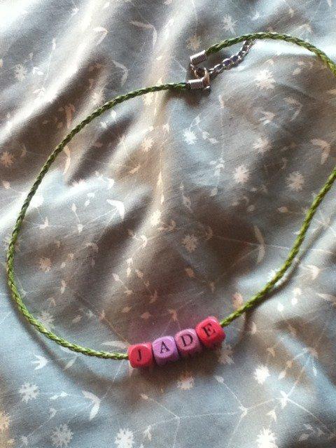 Un collier pour ma princesse;)
