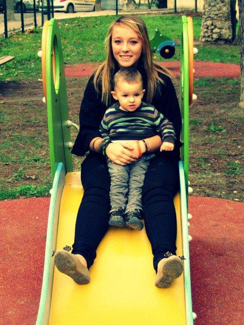 Mon neveu; Ma vie ♥
