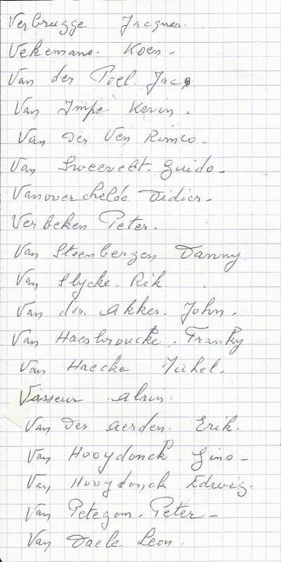 autographes de cyclistes en doubles pour echanger  page 5