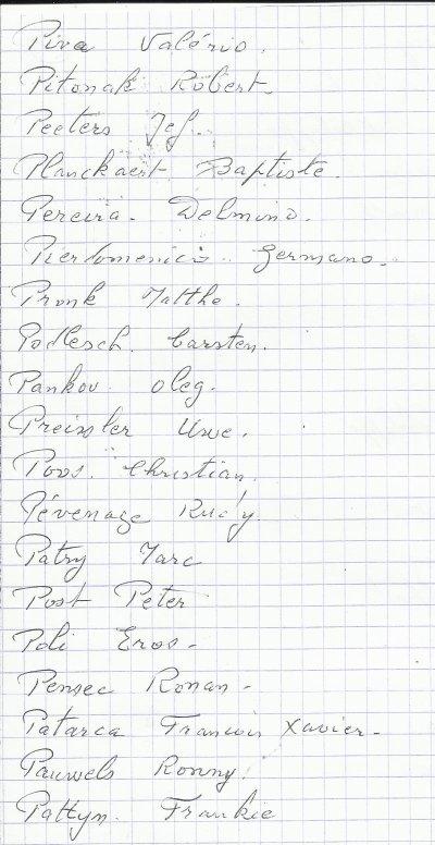 autographes de cyclistes en doubles pour echanger  page  4