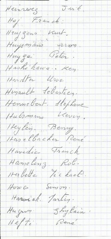 autographes de cyclistes en doubles pour echanger page  3