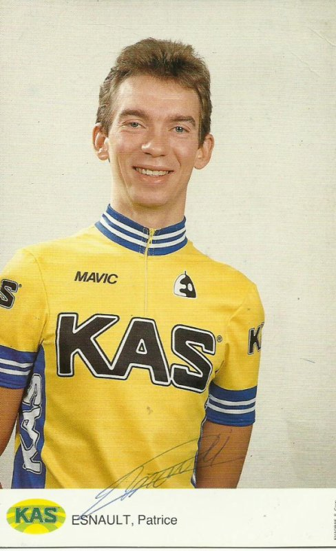 coureur cycliste francais patrice esnault