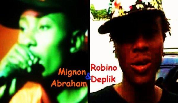 Mignon Abraham de BCBG & Robino Deplik de MAISON MERE