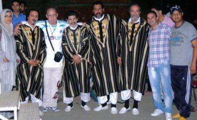 hilal avec grop tagada soirèe a meknes 2010
