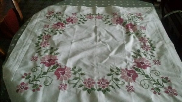 Nappe terminer