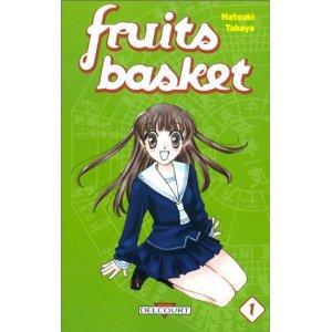 Fruit Basket de Natsuki Takaya