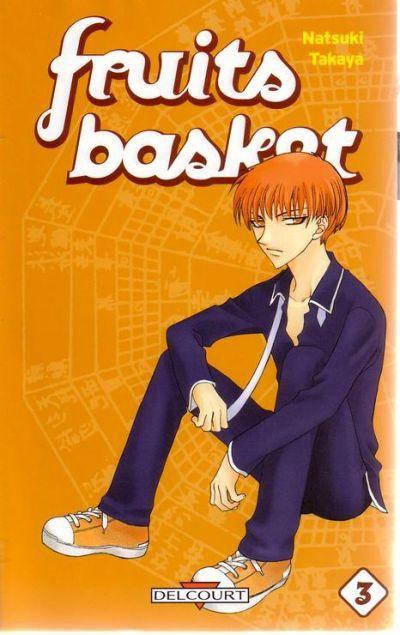 Fruits Basket tome 3 de Natsuki Takaya